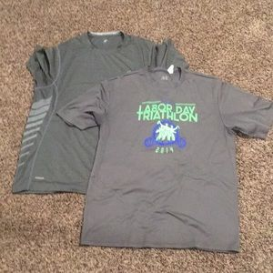 Set of Workout Shirts